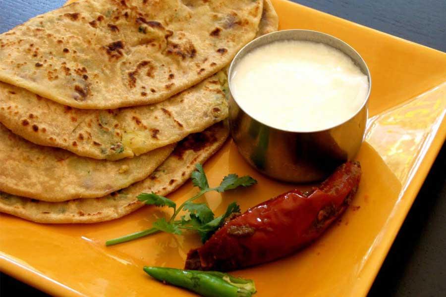 Breakfast in India