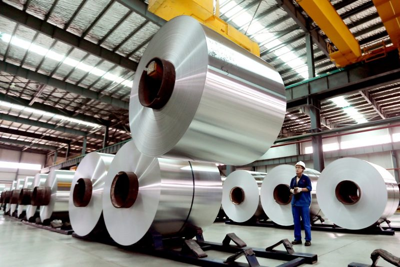 The Growth In Aluminum Foil Market Size And Dynamics