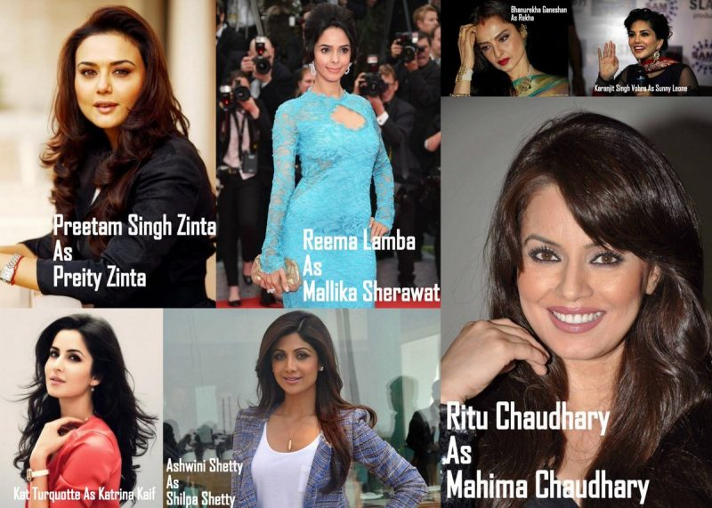 Bollywood Divas Who Changed Their Names For Fame