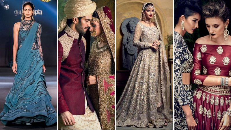 7 Kinds Of Lehengas For The Brides-To-Be To Choose From