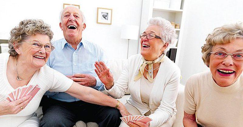 Senior Living for the Elderly