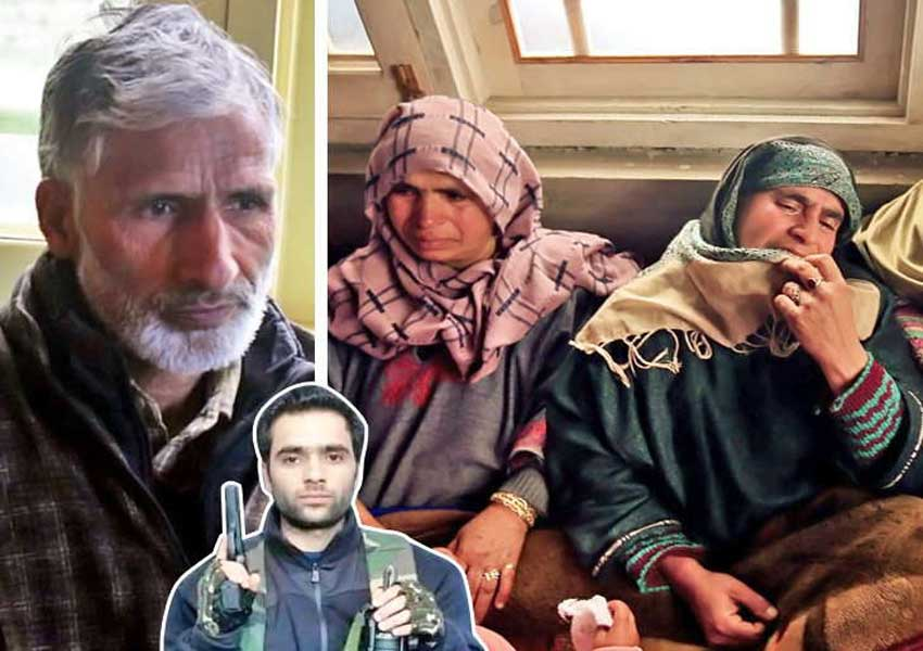Pulwama Attack 2019: The Parents Of The Suicide Attacker Adil Said, They Are Ashamed Of The Act Of Their Son