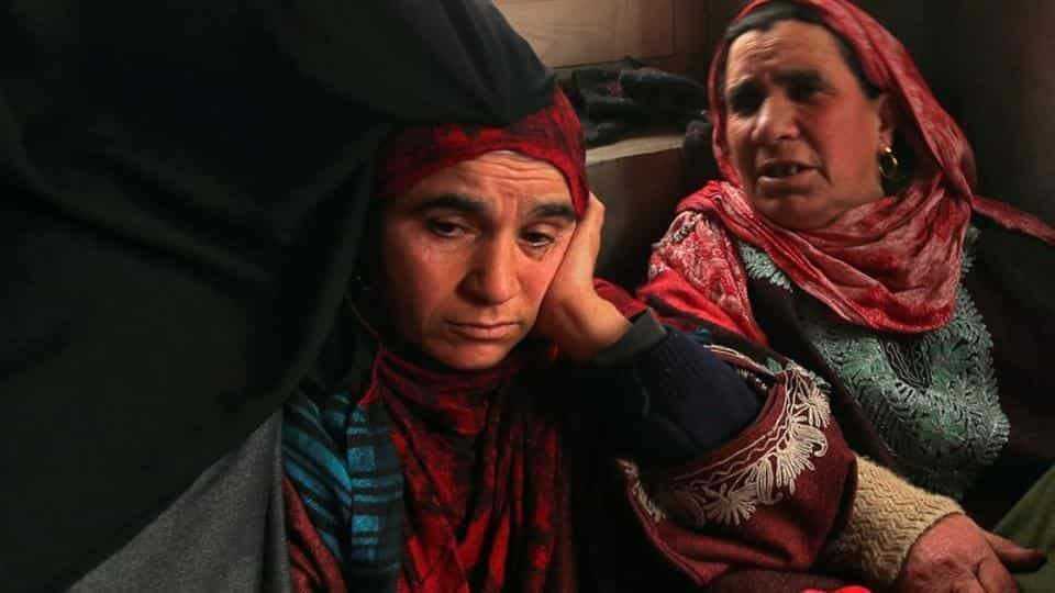 Parents Of The Suicide Attacker Adil