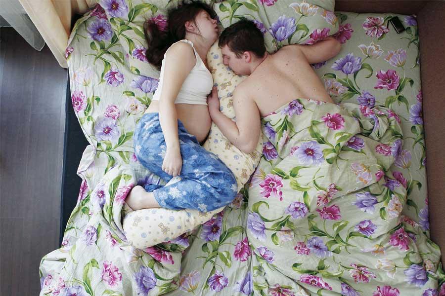 Sleeping Parents