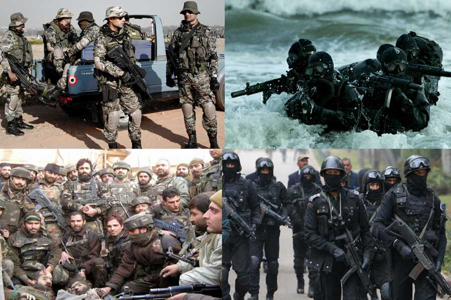 5 Indian Special Forces
