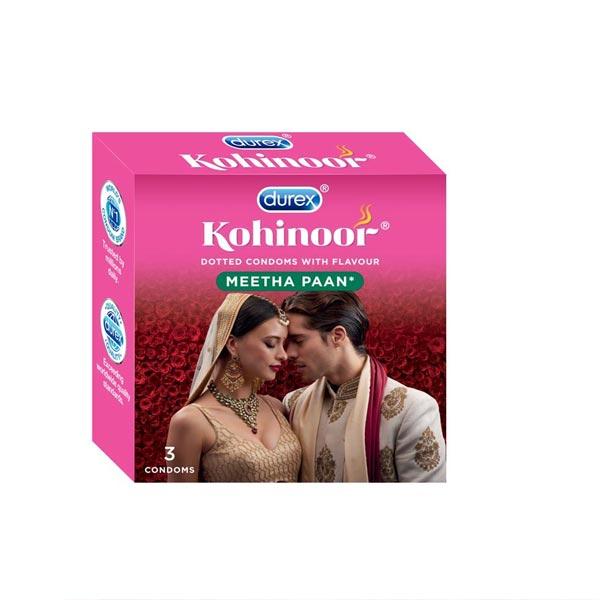 Meetha Paan Flavoured condom