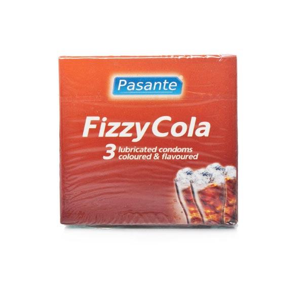 Fizzy Cola flavoured Condom