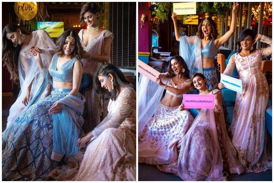 Neeti Mohan's Pre-Wedding Photoshoot