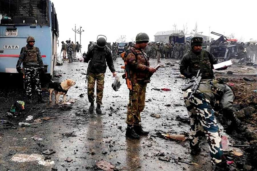 Pulwama Terror Attack: CRPF Says We Will Not Forget, We Will Not Forgive