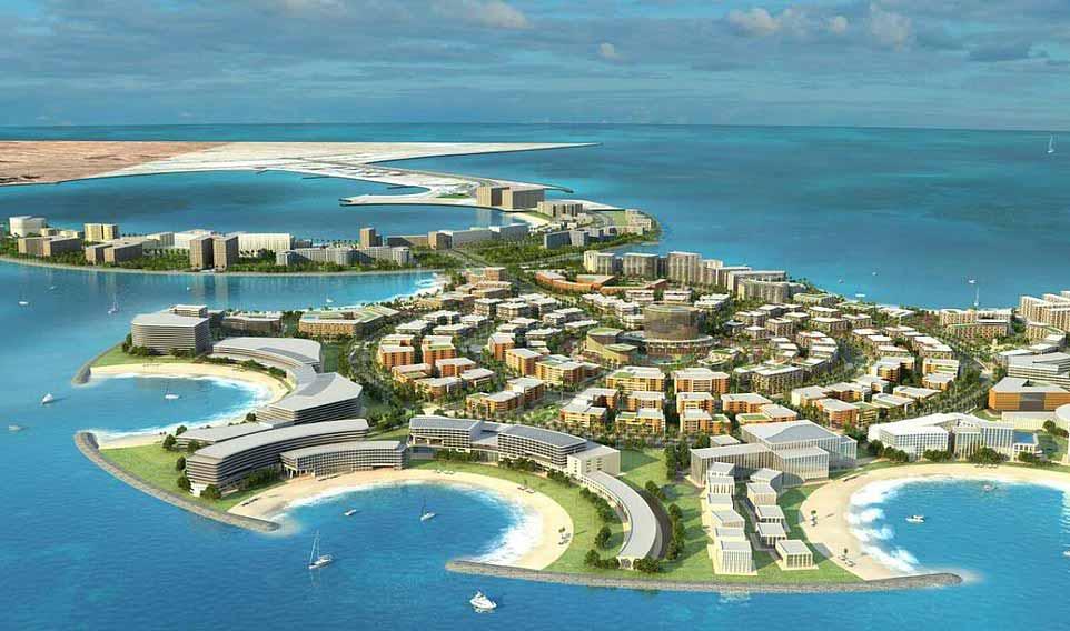 Island goes on sale in UAE