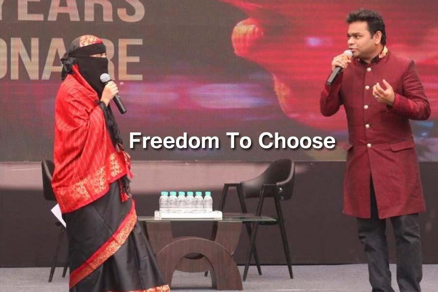 #FreedomToChoose