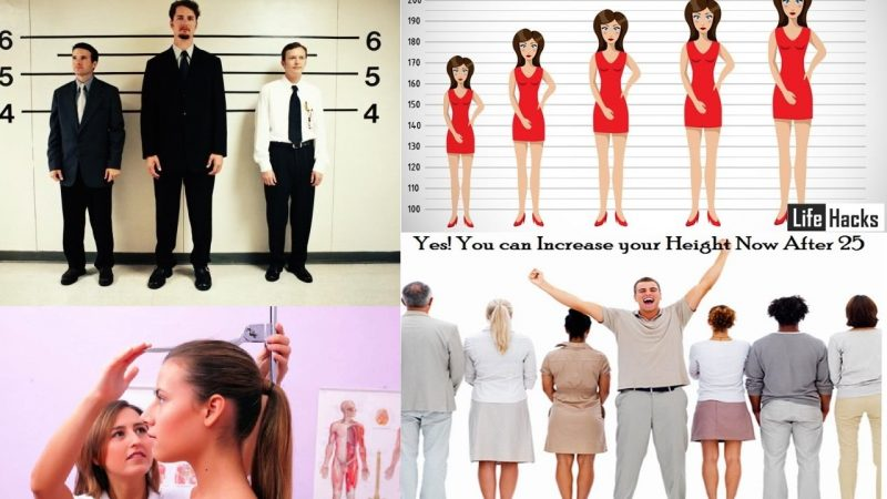 Hacks to Increase Your Height After 25 – Growing Tall 101