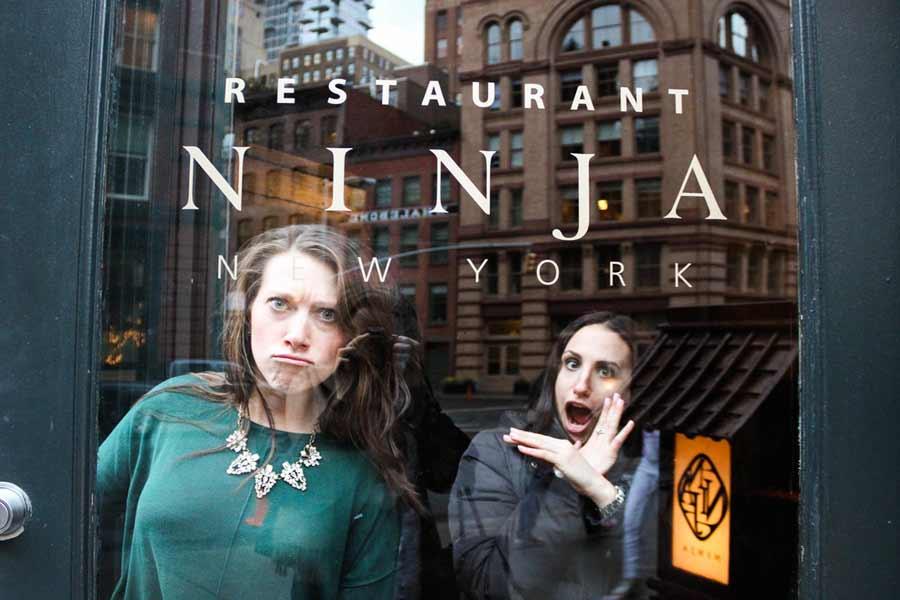 Ninja New York, USA
