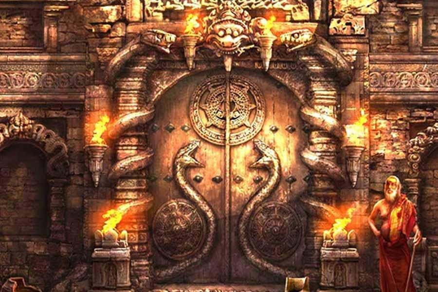 The Sixth Vault of Padmanabhaswamy Temple