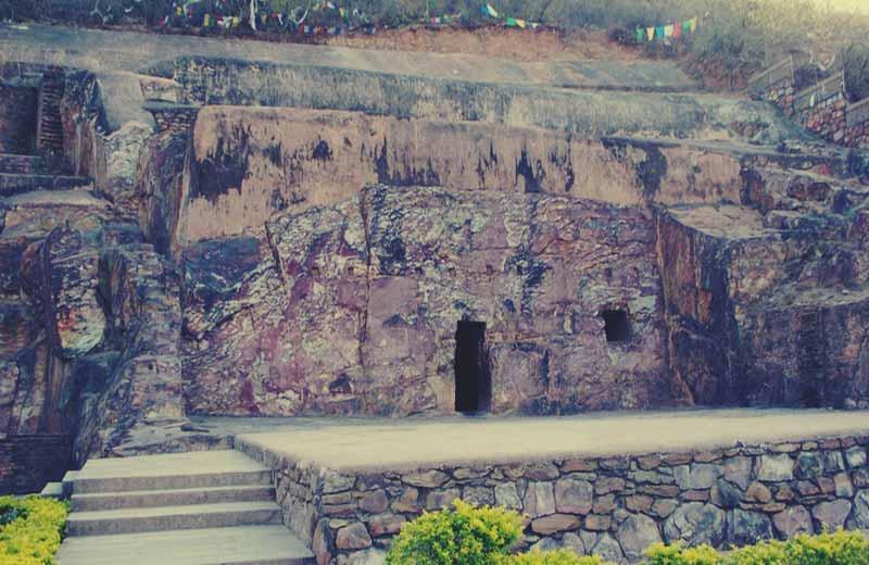 Son Bhandar Caves