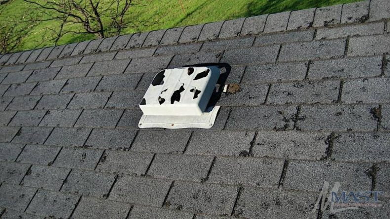 Professional Roofing Services for Hail Damage Repairs