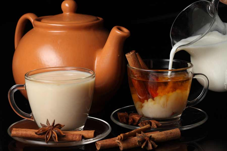 Never ending love for its famous Masala Chai