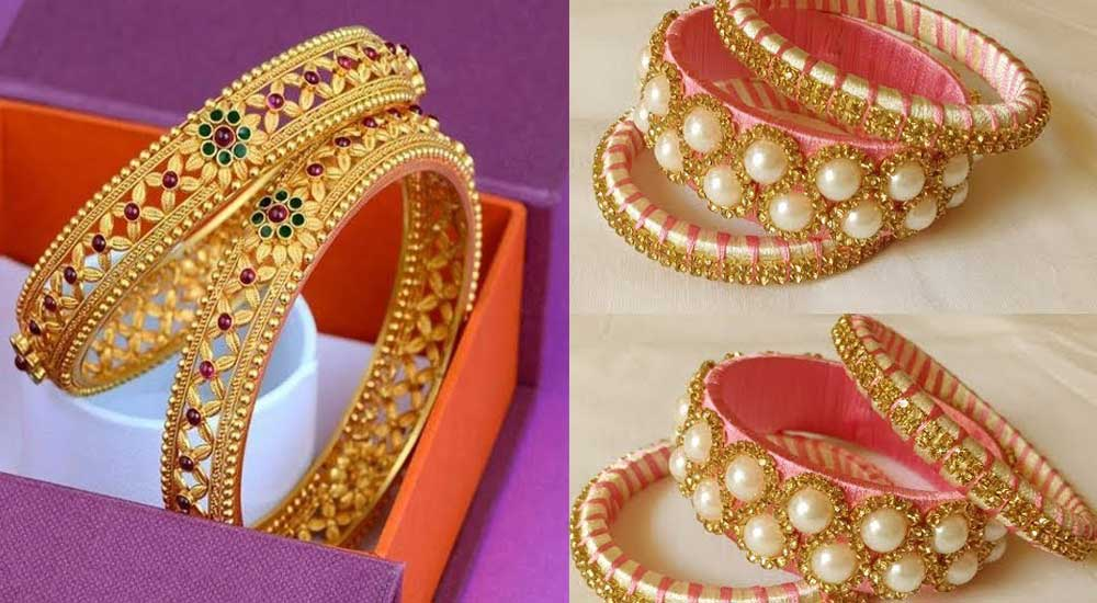Classy and Trendy Bangle Designs