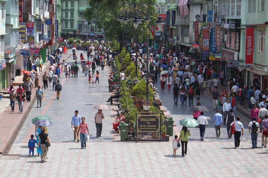 Sikkim is India's cleanest state