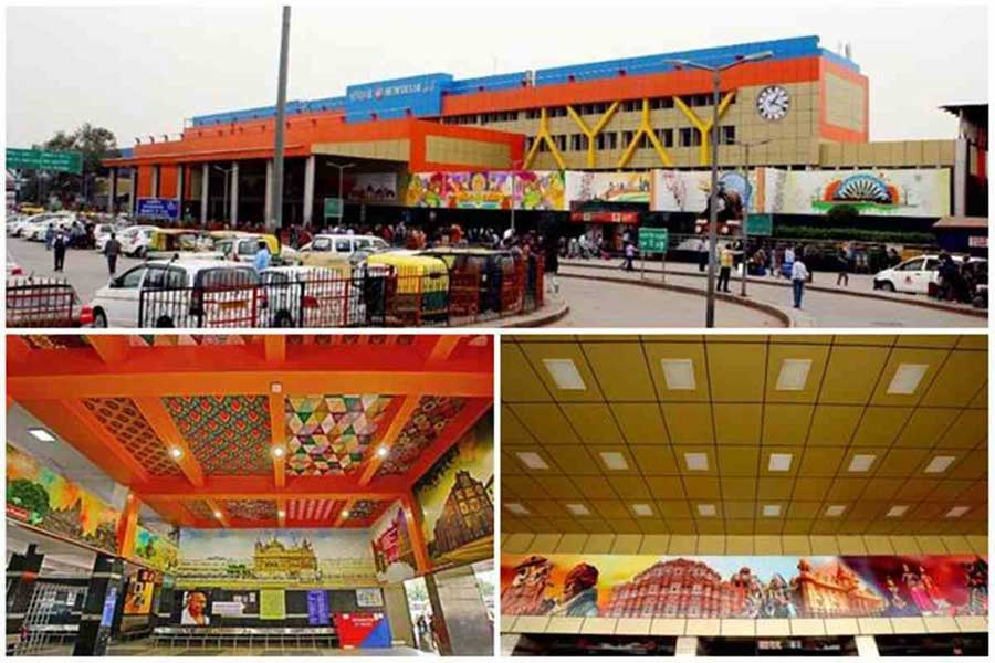 Railway Stations makeover in india