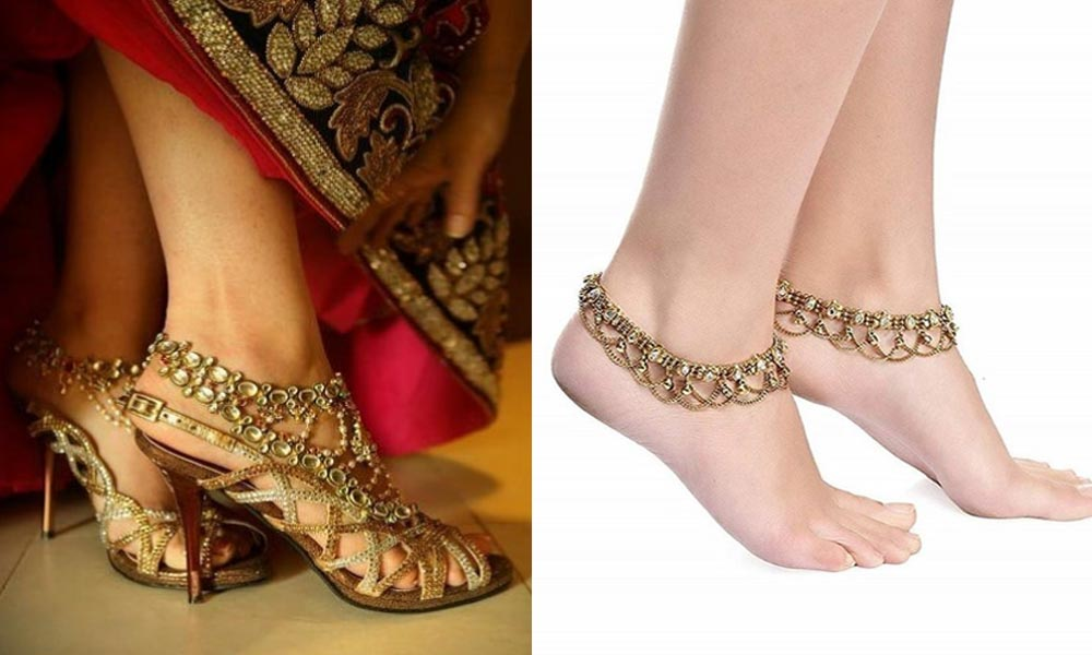 Appealing And Trendy Anklet Designs