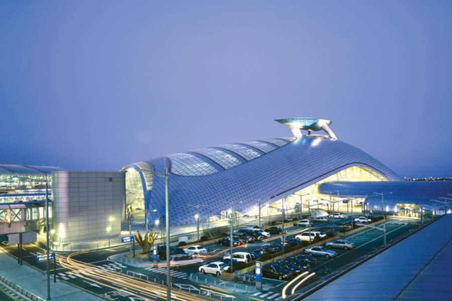 Incheon International Airport- Incheon South Korea