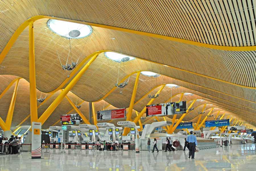 Adolfo Suarez Madrid–Barajas Airport - Madrid, Spain