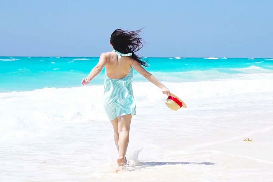 Be beach ready