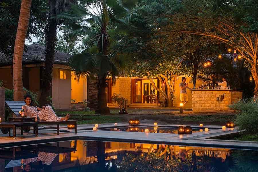 The Serai Resorts, Karnataka