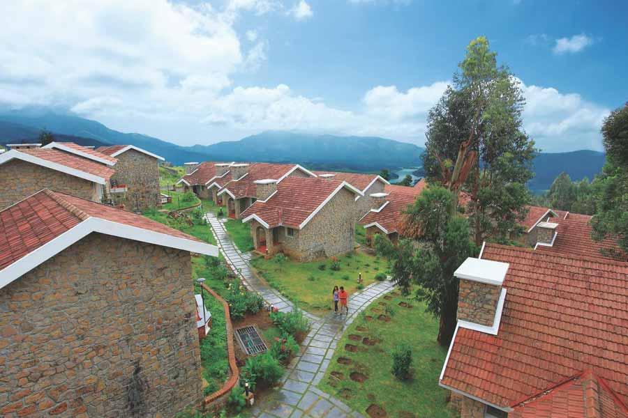 The Mountain Club Resort, Munnar