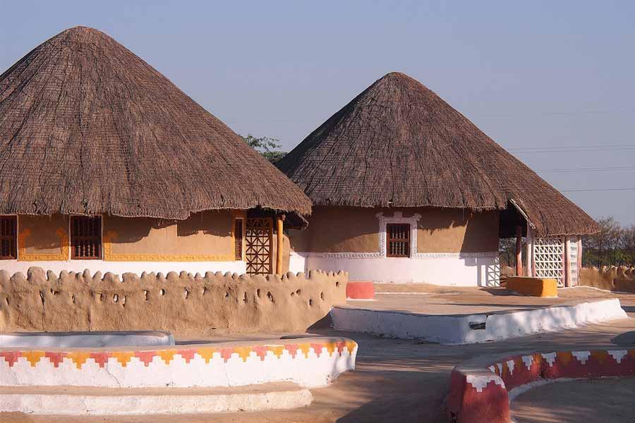 Shaam-e-Sarhad Village Resort, Kutch
