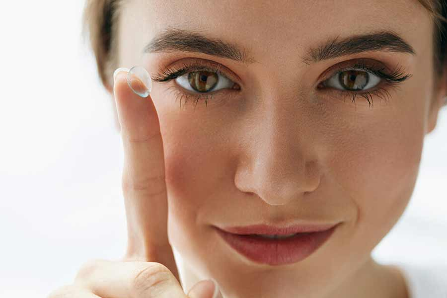 Can Contacts Damage Your Eyes