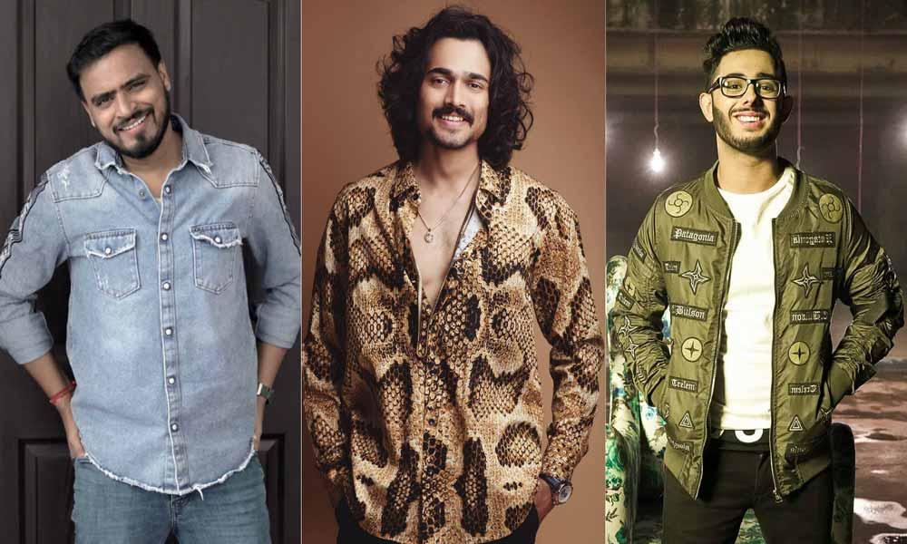 Popular Indian YouTube Celebrities