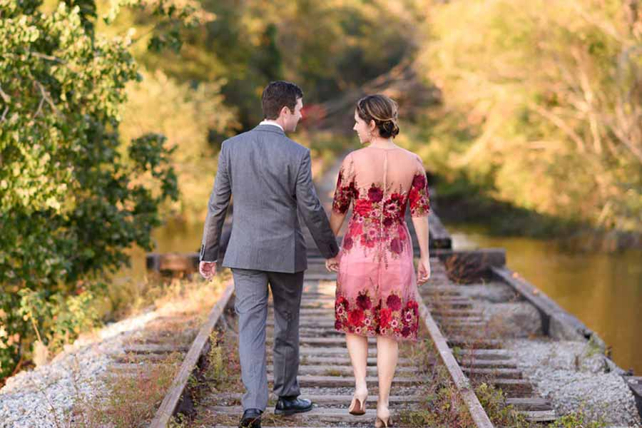 Step Out For a Long Walk Together