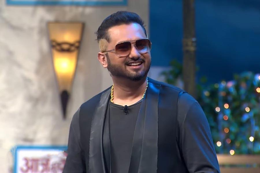 Happy Birthday Honey Singh