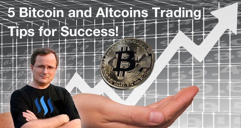The Tips For Trading Bitcoin And Altcoins