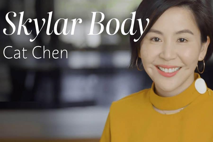Skylar Body by Cat Chen