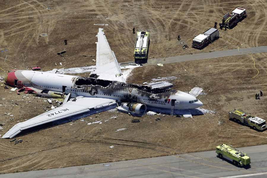 5 Of The Top Deadliest Plane Accidents That Ever Happened