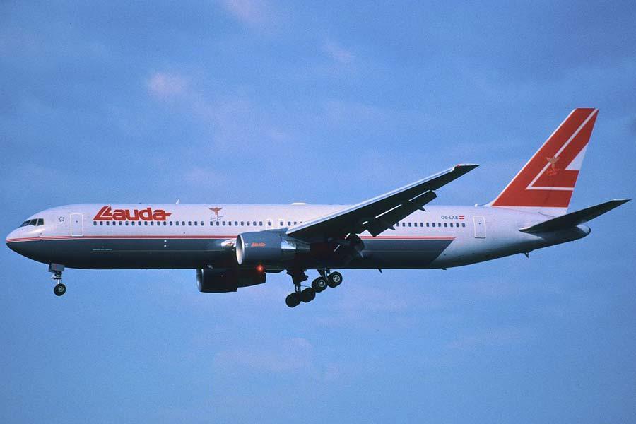 Lauda Air Flight 004 crash