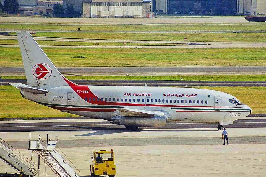 Air Algerie Flight 5017 crash