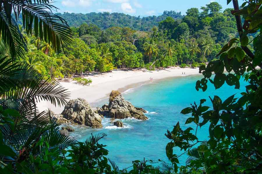 Costa Rica and Guatemala