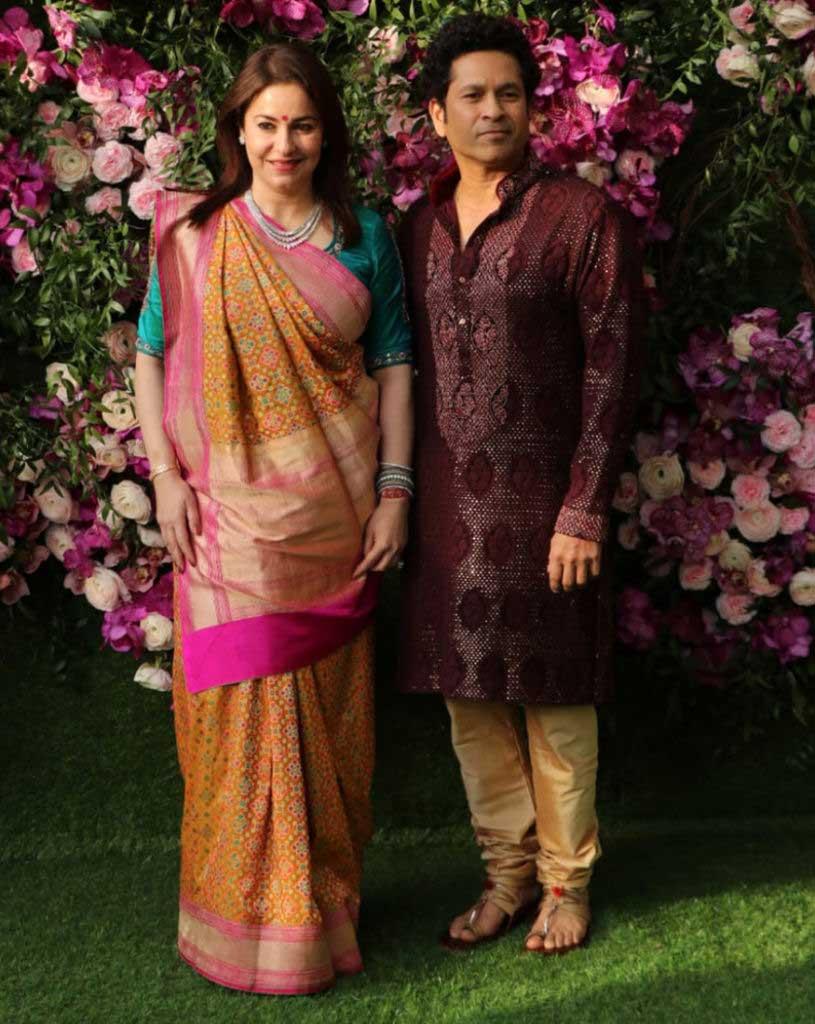 Sachin-and-Anjali-Tendulkar