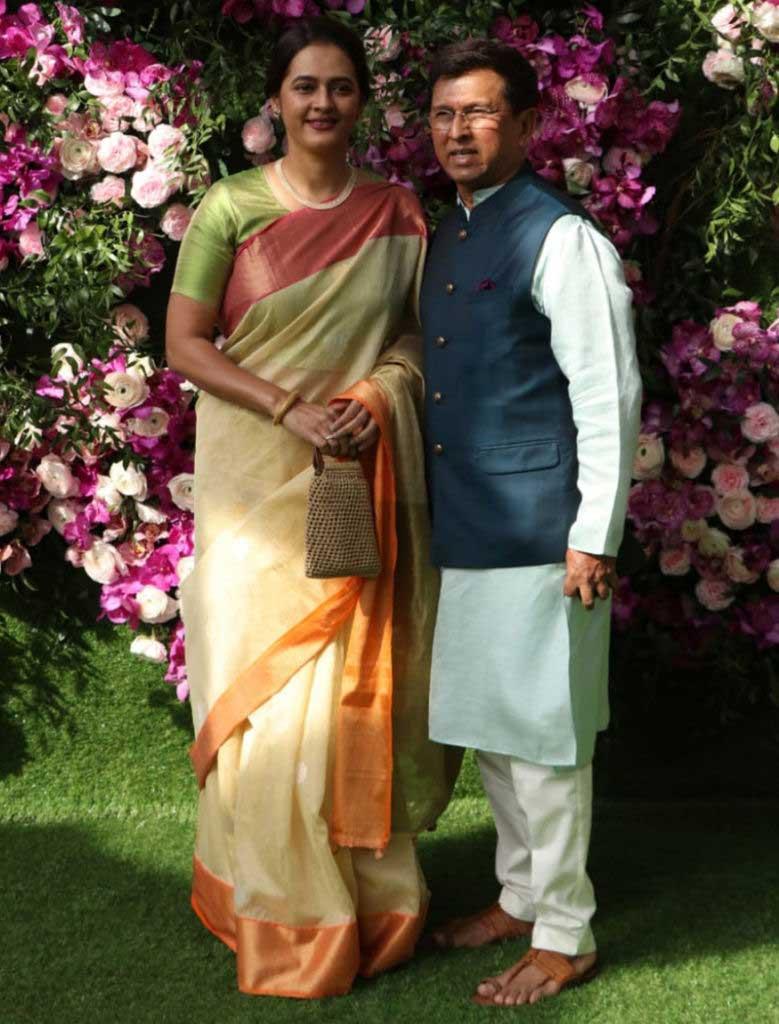 Kiran-More-former-keeper-at Ambani wedding