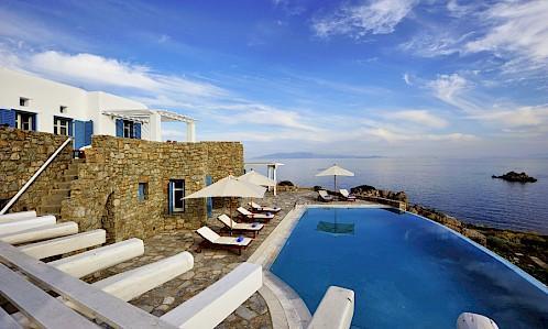 Mykonos: Agios Lazaros Villas