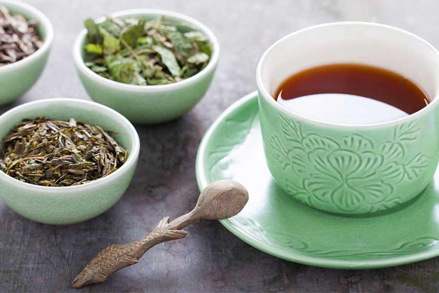 Bizarre Tea flavours
