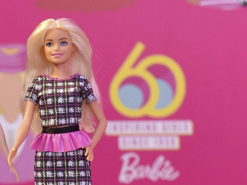 Doll Barbie Turns 60