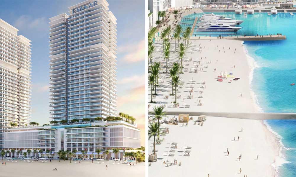 Emaar Beachfront Apartments