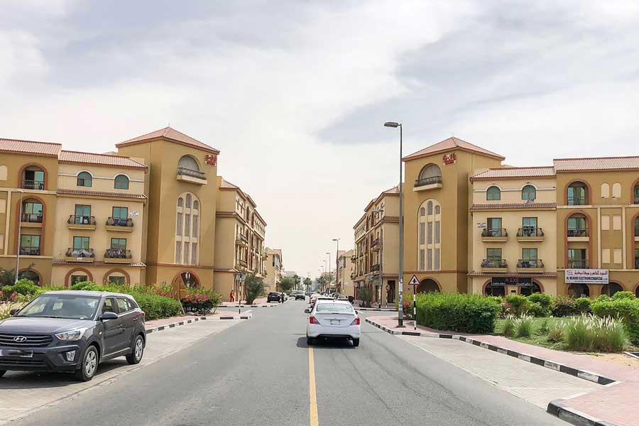 Dubai International City