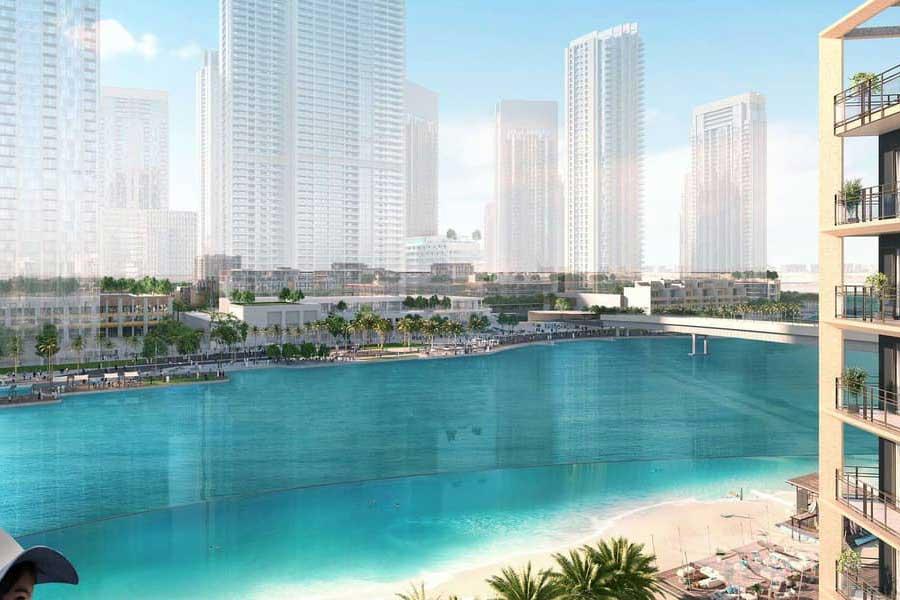 Dubai Creek Beach Apartments