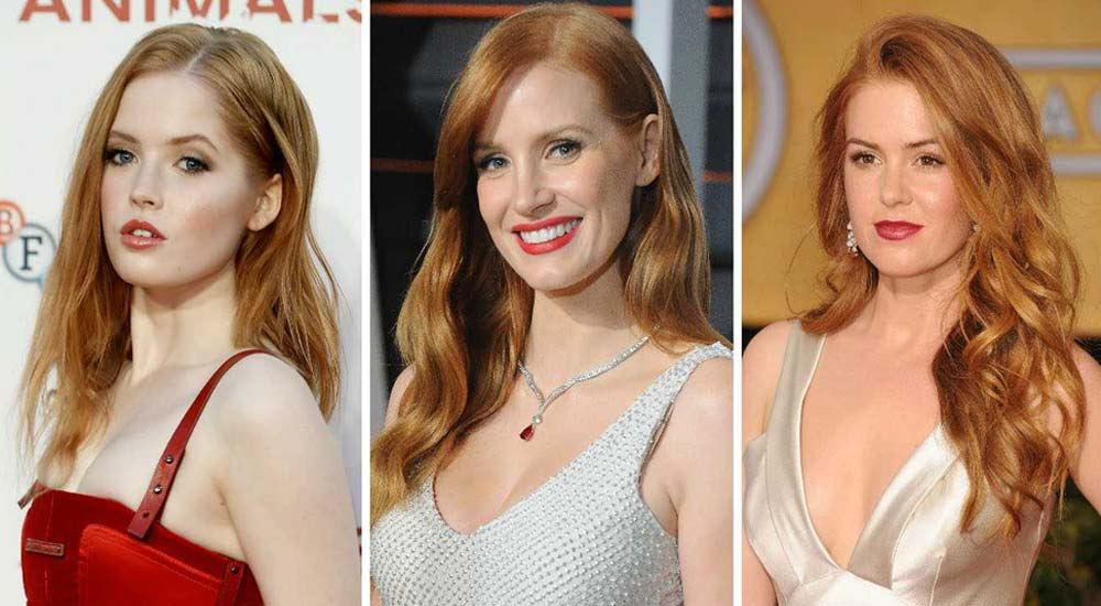 Celebs Who Rock Their Red Hair